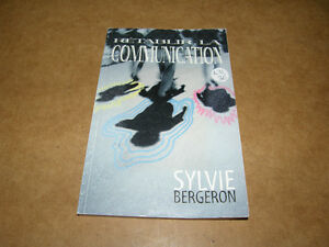 Livre Rétablir La Communication - Sylvie Bergeron (L31-30) - 5$