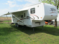 fifth wheel cargo 29' sportsmen KZ 2006