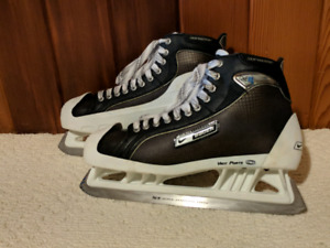 Bauer Supreme One95 Goalie Skates - Size 12EE (new condition)