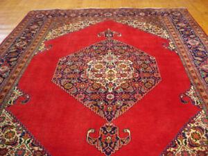 Persian Rug, size 8 x 11 feet