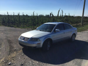 Vw Passat 2004 w8- 4 motion( 300 hp) only 90000km