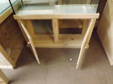 4ft Aquarium - Glass Fish Tank Plus Cabinet & Hood Brand New Moorebank Liverpool Area Preview