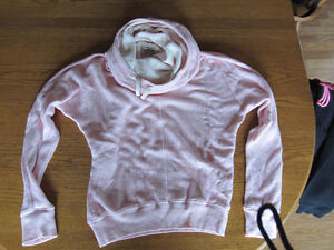 NEVER WORN AUTHENTIC TNA COWL NECK SWEATER