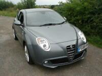2009 Alfa Romeo MiTo 1.4 LUSSO TB 3DR Hatchback Petrol Manual
