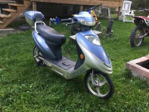 scooter electrique izoom 36v