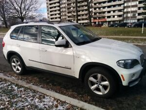 2010 BMW X5 35d SUV, Crossover