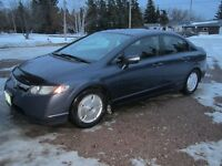 2008 Honda Civic Sedan, OBO