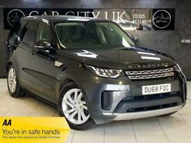 2018 Land Rover Discovery SD4 COMMERCIAL HSE Auto PANEL VAN Diesel Automatic