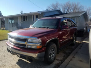 2002 Tahoe for sale