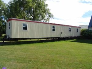 office trailer fully renovated