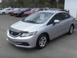 Honda Civic Sedan 4dr Auto LX 2015