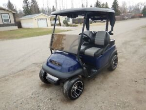 New 2019 EFI Club Car