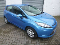 Ford Fiesta 1.6TDCi ( 95ps ) DPF 2011MY Econetic