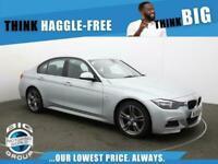 2015 BMW 3 Series 320D M SPORT Saloon Diesel Manual