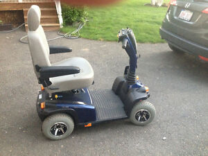 Pride Mobility Scooter Legend XL