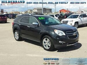 2013 Chevrolet Equinox LTZ  - Certified - Bluetooth -  Leather S