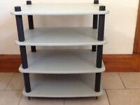 Hi-fi equipment rack