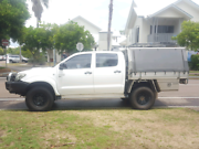 2010 Toyota Hilux SR Manual 4x4 Dual Cab North Arm Noosa Area Preview