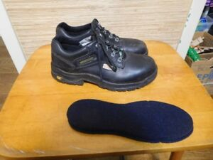 Safety Shoes Men's Size 10 Wide