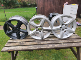 Vauxhall Astra sri turbo alloys