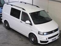 Volkswagen Transporter SWB 4MOTION 180PS DSG KOMBI SPORTLINE PACK ** NO VAT **