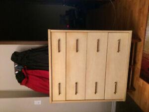 4 Drawers Dresser