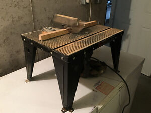 Sears Craftsman Router & Table