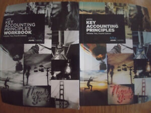 Key Accounting Principles Volume  Two Fourth Edition