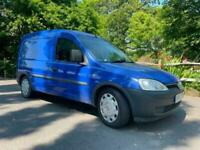 2007 Vauxhall Combo 2000 1.3CDTi 16V Van Easytronic CAR DERIVED VAN Diesel Autom