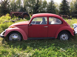 2 Beetles for sale, project cars