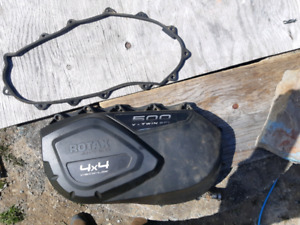 Can-am clutch cover