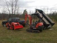 Excavating serving Peterborough and surrounding area.