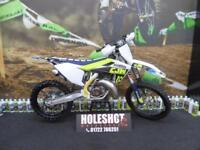Husqvarna TC 125 Motocross Bike