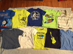 Boys size 2 summer clothing lot Carters, Childrens Place