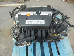 Honda accord K24A 2.4L DOHC i-VTEC Moteur Accord type S