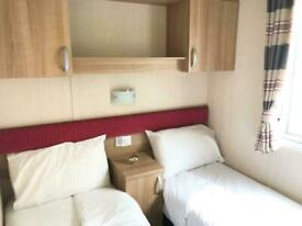 LUXURY STATIC CARAVAN NORTH WALES 2BED DOUBLE GLAZED AND GAS CENTRALLY HEATED