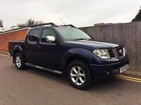 2007 Nissan Navara 2.5 dCi Auto Aventura Only 88k No Vat Pick UP