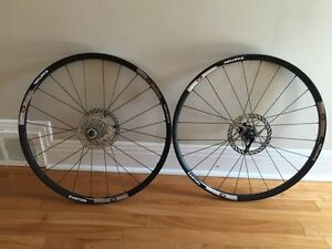 Easton AM Havoc Wheels