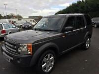 2006 Land Rover Discovery 3 2.7TD V6 auto HSE