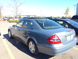 2004 Mercedes-Benz E-Class Sedan (W211 E320 4Matic)
