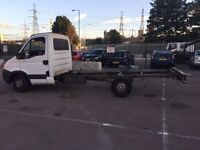 Ford iveco fridge van chassis cab recovery flatbed luton box van horsebox