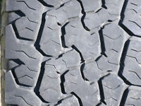 ASSORTED TRUCK TIRES FOR SALE