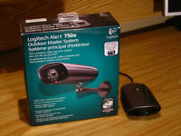 Security Camera - Logitech Alert 750e Outdoor Master System