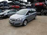 FOR PARTS----->2007 VAUXHALL ZAFIRA Club Euro 4 CDTi 1898cc Turbo Diesel Manual 5 Door