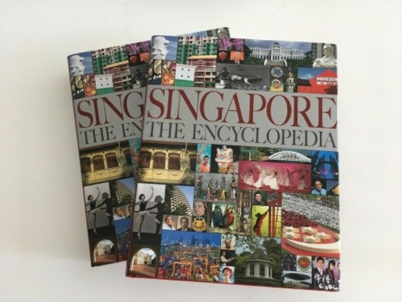 Singapore: The Encyclopedia