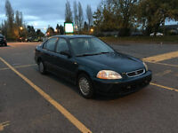 1997 Honda Civic Sedan