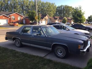 1987 grand marquis