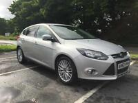 Ford Focus 1.6TDCi 2012 Zetec 62 plate finance available from £40 per week