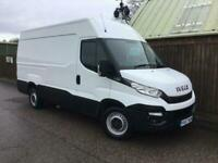 2017 Iveco Daily Automatic Hi Matic 2.3 35S14V 135 BHP ** LOW MILES 39,000 ** PA