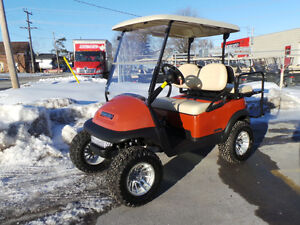 2014 CLUB CAR Precedent Electric Golf Cart - Brand New Batteries